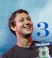 CEO Mark Zuckerberg controls more than 55 percent of Facebook's voting power in his stock holdings after selling 30.2 million shares, worth $1.15 billion, on Thursday to cover his tax hit from the gain on his holdings in the company.