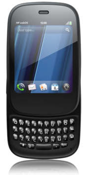 HP purchased Palm in 2010, paving the way for more advanced smartphones based off of Palm's WebOS. The first to be released under the HP name was the Veer, which was announced 2011. It went on sale in May, but was discontinued just four months later when the company decided it would stop developing WebOS hardware.