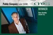 LinkedIn CFO Steve Sordello was named the Small Company CFO of the Year award winner.
