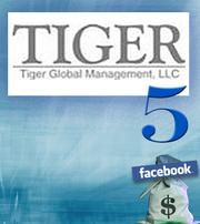 New York investment firm Tiger Global Management sold 23.4 million Facebook shares, worth $889 million.