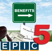 No. 5: EPIC Insurance Brokers Number of Silicon Valley senior benefits consultants: 17 Number of FTE employees in the benefits division:  25 Consultant or administrator:  Consultant Sample of services:  Employee benefits Year founded:  2007 Top local executive:  Dan Francis
