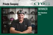 GoPro CFO Kurt Amundson was the winner in the Private Company category of the CFO of the Year awards.