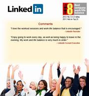 Agilent Technologies jumped from No. 14 to No. 3 on the annual ranking of work-life balance by Glassdoor.com.