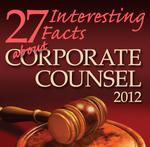 27 facts about Bay Area's top corporate counsels