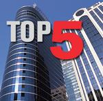 Top 5: Silicon Valley Commercial Real Estate Firms