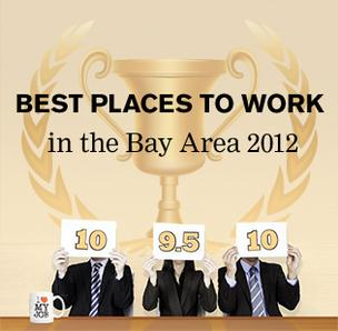 Where are the Bay Area's Best Places to Work?