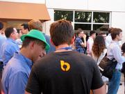 Dozens of startups primed for the fall Demo show in Santa Clara at an Oktoberfest reception Monday night. They will be vying for investors and the honor of being named Demo Gods over the next two days.