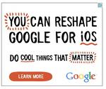 Want to build iPad, iPhone apps? Google wants you!