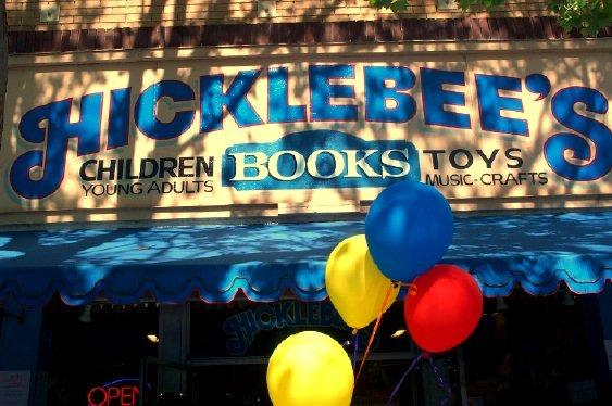 Local Silicon Valley retail establishments such as San Jose's Hicklebee's children's bookstore, also located on Lincoln Avenue in Willow Glen, give airport terminal shopping a sense of place.