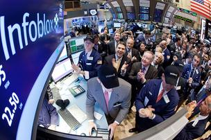 Infoblox, New York Stock Exchange