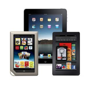 Holiday gadget wishlist survey Kindle Nook iPad