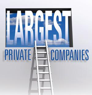 Largest Private Companies illustration