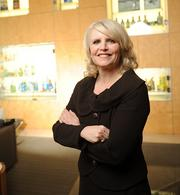 """Laura Stein, The Clorox Company Lifetime Achievement winner Best advice? """"Stay focused on what's really important and do what you love."""""""