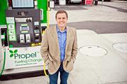 Matt Horton is CEO of Redwood City-based Propel Fuels, which Inc. magazine named the 352nd fastest growing private company in the U.S. between 2008 and 2011.