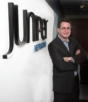 """Mitchell Gaynor, Juniper Networks Inc. Best General Counsel Large Public Company finalist First job? """"I was a janitor for an optometry office when I was 10."""""""