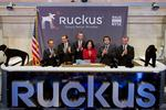 Ruckus rebounds from Friday's IPO swoon