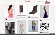 More than 60 percent of Pinterest users are estimated to be women and one popular activity for them is sharing images of fashions they are interested in.