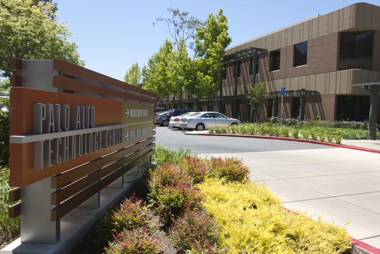 Stanford Hospital will eventually take over 60 percent of the Palo Alto Technology Center.