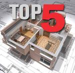 Top 5: Silicon Valley Residential Real Estate Builders