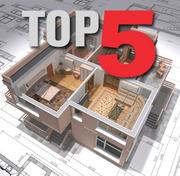 Bonus slideshow: Click here to read more about the top Silicon Valley Residential Real Estate Builders.