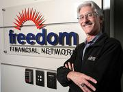 """Robert """"Bob"""" Linderman, Freedom Financial Network LLC Best General Counsel Private Company finalist Best advice received? """"Don't take yourself too seriously, or as my Canadian friends would say,'Keep your stick on the ice.'"""""""