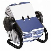 """The Rolodex was No. 3 on LinkedIn's list of """"cubicle dinosaurs,"""" expected to become extinct in offices by 2017."""