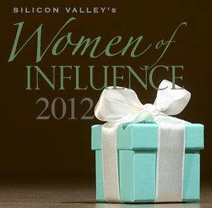 2012 Women of Influence title slide
