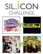Silicon Challenge #15: <strong>Winchester</strong> Mystery House vs. Santa Cruz Mystery Spot