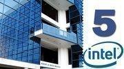 No. 5: Intel Santa Clara Address: 2200 Mission College Blvd., Santa Clara 95054  Total square feet: 2.8 million