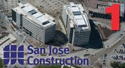 No. 1: San Jose Construction Co. Inc.  2011 revenue earned from at-risk general contracts on projects in the Silicon Valley: $694 million  Address: 1210 Coleman Ave., Santa Clara 95050Recent notable project/client: Juniper Networks campus project - Phase 3 Building II-A and site, Phase 4 Building II-B