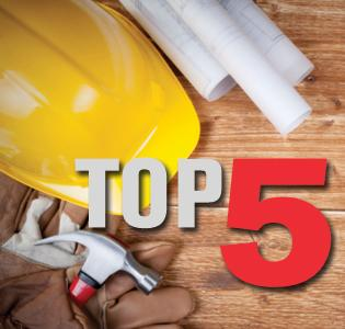 Click here to see the top five Silicon Valley commercial contractors