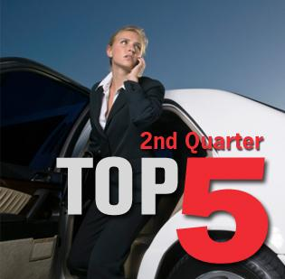 Click through the slideshow to see the top 5 venture capital deals in the Silicon Valley for Q2 2012.