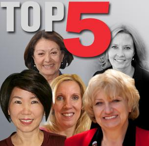 Click here to see the top five Silicon Valley women-owned businesses