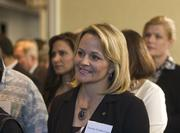 Suzanne St. John Crane of CreaTV was one of Thursday night's Women of Influence honorees.
