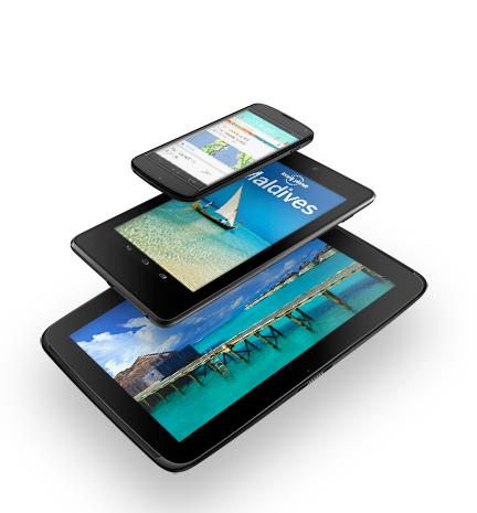 Tablet sales are predicted to pass notebook computers in 2013.