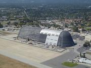 Another view of Hanger One.