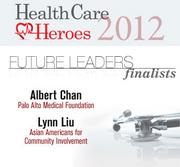 Here are the 2012 Silicon Valley Health Care Heroes finalists in the future leaders category.
