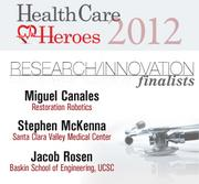 Here are the 2012 Silicon Valley Health Care Heroes finalists in the research/innovation category.