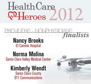 Here are the 2012 Silicon Valley Health Care Heroes finalists in the providers/non-physicians category.