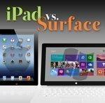 Slideshow: Microsoft Surface vs. Apple iPad
