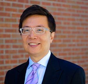 Alfred Chuang is CEO of Magnet Systems, a Palo Alto company that said Wednesday it raised $47 million in funding.