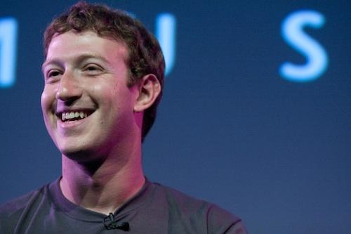 Get to Facebook Inc. CEO Mark Zuckerberg's inbox for only $100.