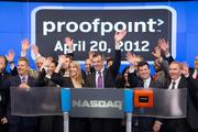 Proofpoint started trading on the NASDAQ Global Market.