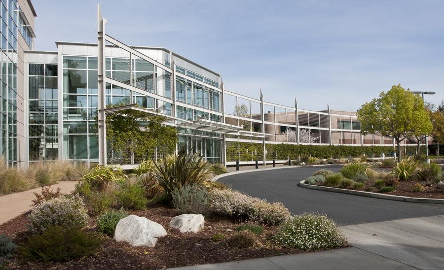 New LSI headquarters in San Jose