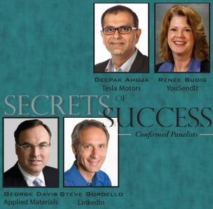 CFO Secrets of Success event image