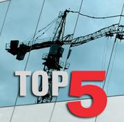 Bonus slideshow: Click here to read about the Top 5 construction projects in San Jose.