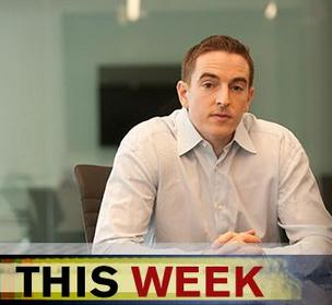 Ubiquiti Networks CEO Robert Pera