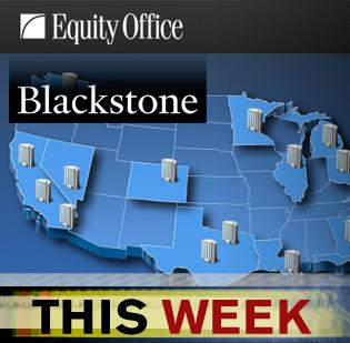 Blackstone is rumored to be getting ready to sell off its office portfolio. Through Equity Office Properties, it is the biggest owner of such property in Silicon Valley. Click through the accompanying photo gallery to see the nine complexes it owns here that each have more than 400,000 square feet.
