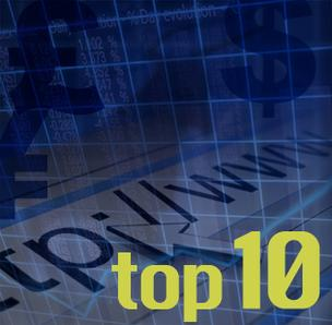 Tech IPO top 10 graphic