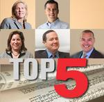 Top 5: Biggest Silicon Valley accounting firms
